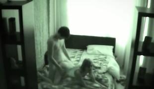 Salacious sexual connection of voyeur