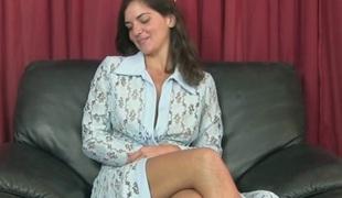 Katie Zucchini in Interview Movie - ATKHairy