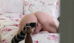 Mandy Muse in Step Siblings Secret - AssParade