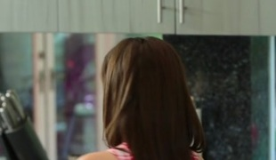 Lily Jordan and Sarah Vandella in I Taught Her All She Knows - BadMilfs