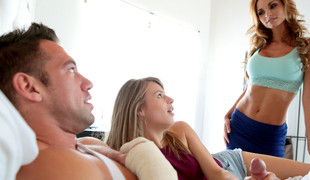 Ashley Sinclair & Jillian Janson in Sweet Release - MomsTeachSex