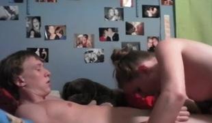 Teen Amateur 1st video