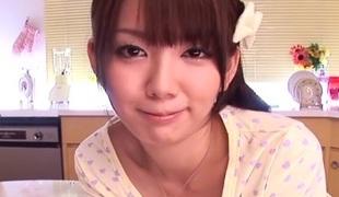 Hottest Japanese model Mayu Nozomi in Astounding JAV censored Fingering, Dildos/Toys scene