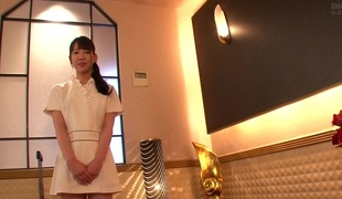 Slutty Japanese whore Koharu Suzuki in Insane couple, college JAV clip