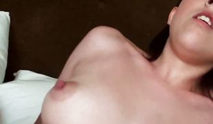 Unseal anal caring small redhead gets gazoo fucked