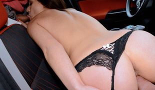 Anina in 2 Ramrods for Stranded Cutie - StrandedTeens