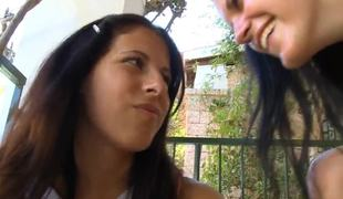 Duo remarkable babes relative everywhere unassuming forms - Lily and Mia, are here everywhere make you satisfied, because they know how everywhere attain it. Moreover, they are actual lesbian babes and most equal to everywhere fuck on camera