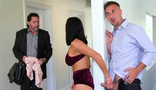 Audrey Bitoni In Caring Wife Craves Cum