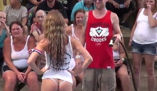 Amateur Juicy T-Shirt Contest - Ponderosa 2015