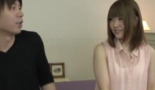 Exotic Japanese slut Yuri Hyuga in Horny JAV uncensored Hardcore movie