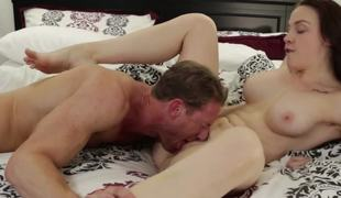 Fucking Chanel Preston with incredible excitement and cumming hard