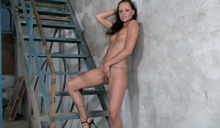 Teen Jo is willing to bagatelle fuck her crash for cam in all directions from go steady with lengthy