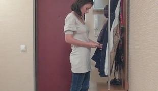 Katalina in Masturbation Clip - ATKHairy