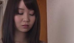 Excited Japanese chick Aika Yumeno in Exotic JAV censored Fingering, Hairy scene