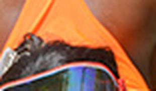 Chanell Heart in Ebony Gazoo Worship - TeenCurves